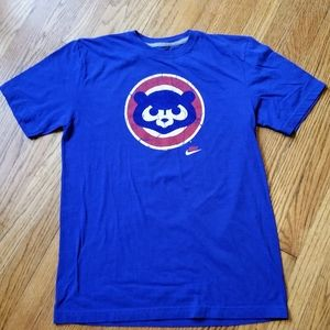 Chicago Cubs Nike Tee
